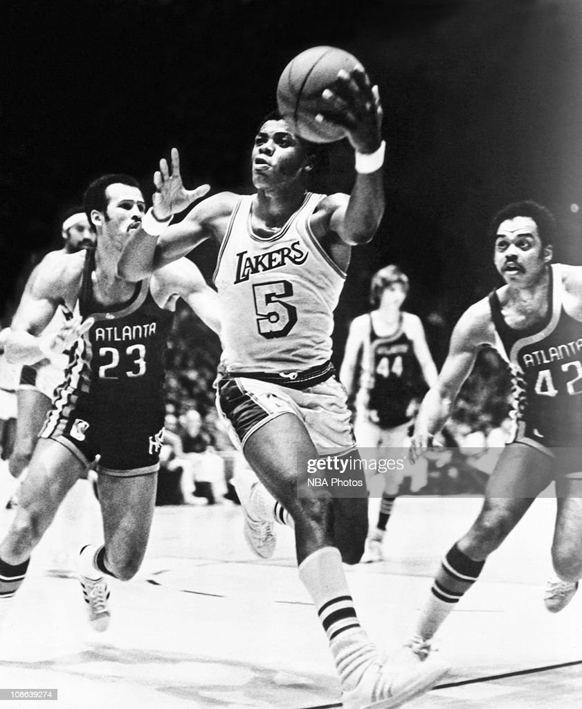 Los Angeles Lakers Jim McMillian
