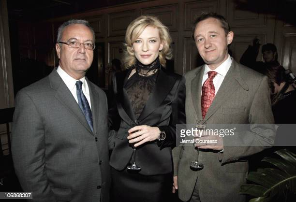 Jim Melillo President and CEO of BAM Cate Blanchett and Andrew Upton