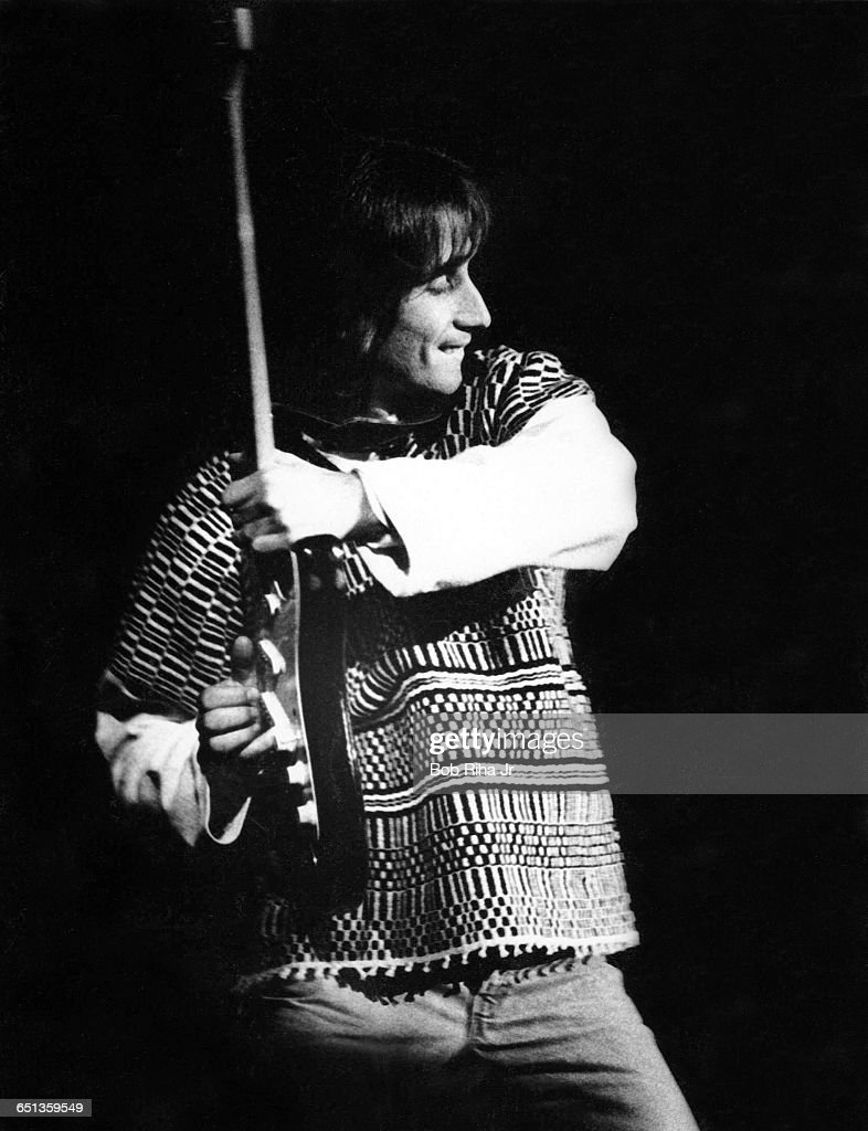 Jim Messina performs in concert at the Universal Amphitheatre September 13 1976