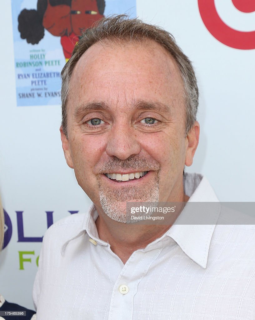 Jim Mitchell attends the HollyRod Foundation's 4th Annual My Brother Charlie Carnival at Culver Studios on August 3, 2013 in Culver City, California.