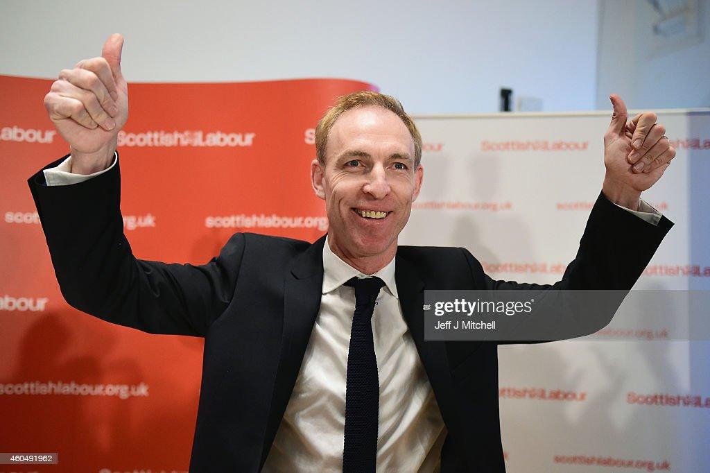 New Scottish Labour Leader Jim Murphy Makes His First Major Speech