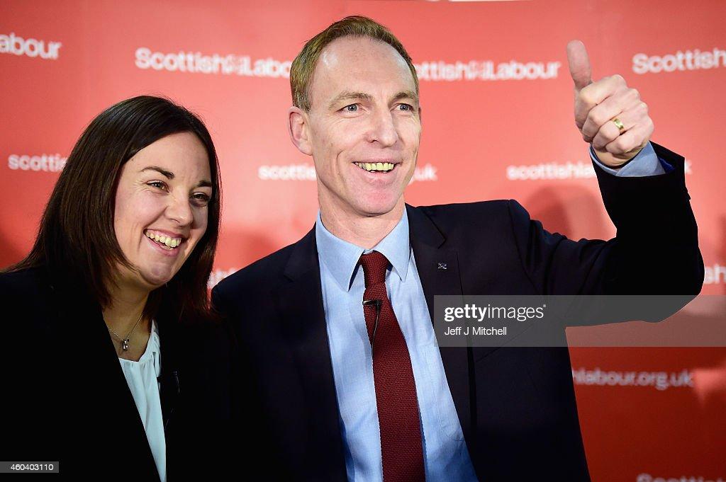 New Scottish Labour Leader Announced
