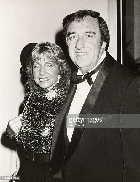 Jim Nabors and Guest during Variety Club's Big Heart Awards April 6 1986 at Century Plaza Hotel in Los Angeles California United States