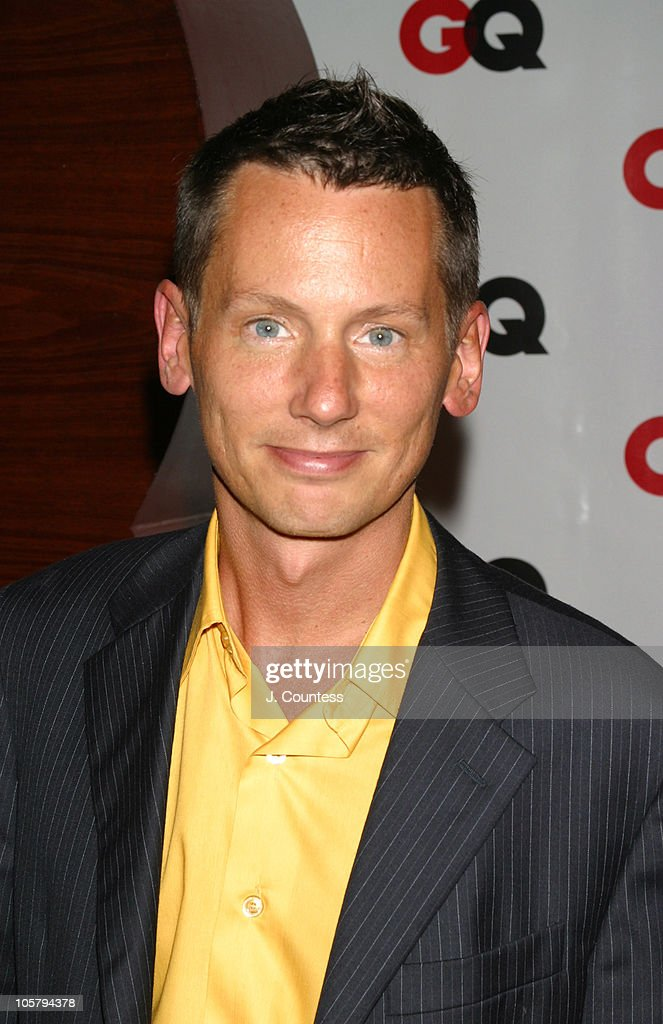 Jim Nelson during GQ Celebrates September Debut Issue Under New Editor and Chief Jim Nelson at Hudson Studios in New York New York United States