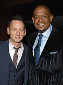 Jim Nelson EditorinChief GQ and Forest Whitaker *EXCLUSIVE*