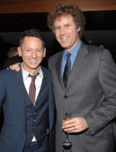 Jim Nelson EditorinChief GQ and Will Ferrell *EXCLUSIVE*
