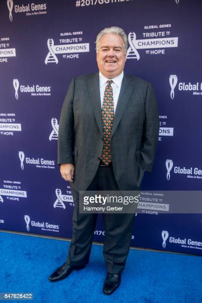 Jim O'Heir attends the Global Genes' 6th Annual Tribute To Champions Of Hope Awards at Hotel Irvine on September 15 2017 in Irvine California