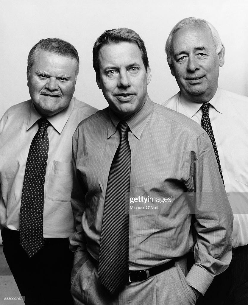 Jim Padilla, Bill Ford, Jr., and Nick Scheele.