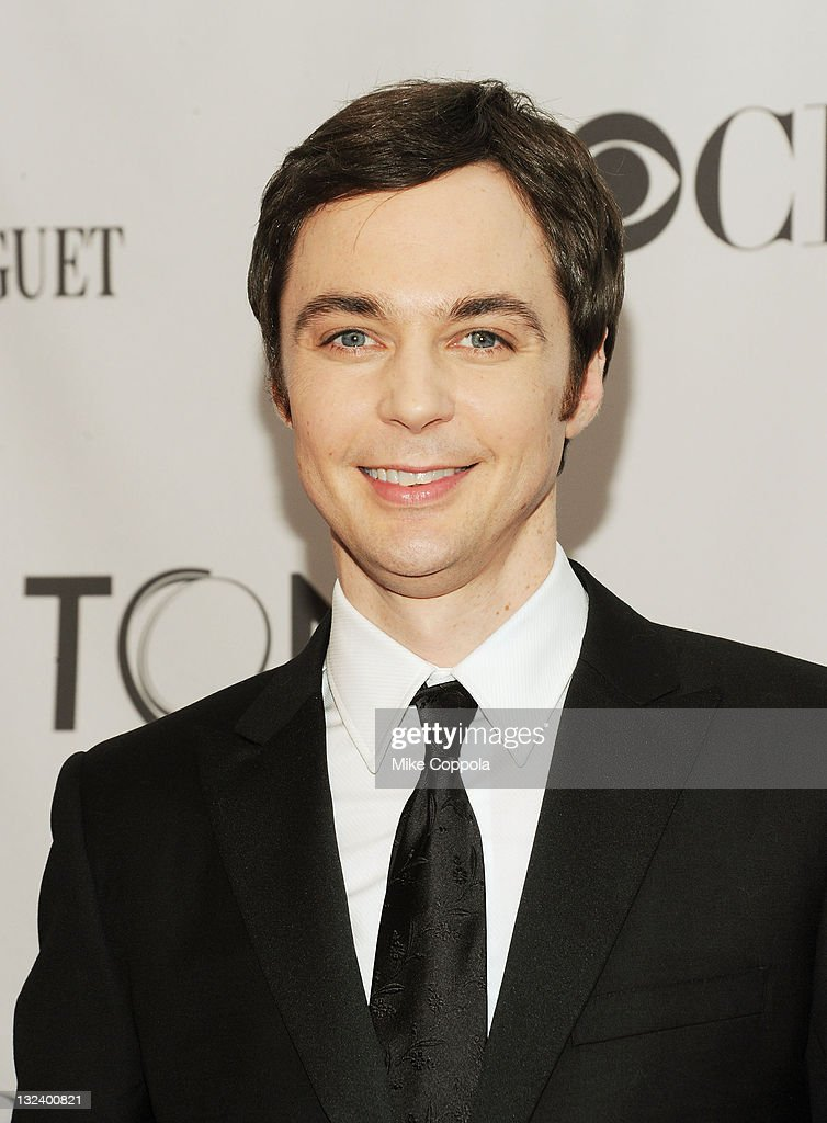 Jim Parsons attends the 65th Annual Tony Awards at the Beacon Theatre on June 12, 2011 in New York City.