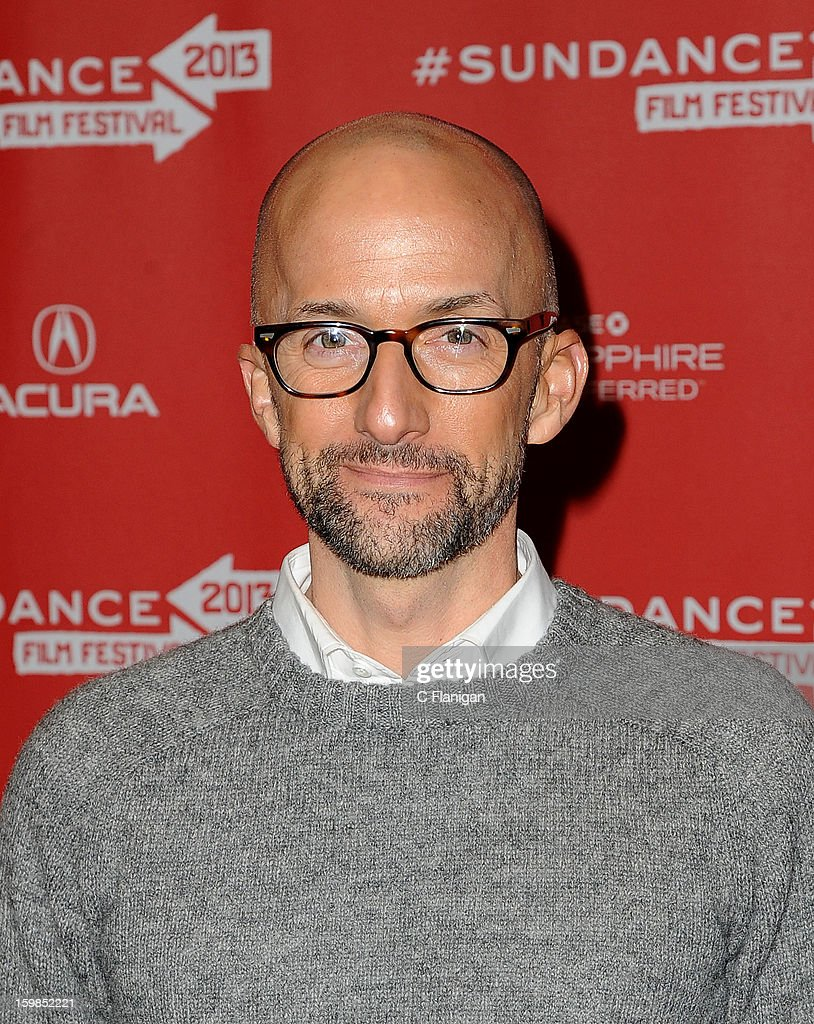 <a gi-track='captionPersonalityLinkClicked' href=/galleries/search?phrase=Jim+Rash&family=editorial&specificpeople=742689 ng-click='$event.stopPropagation()'>Jim Rash</a> attends the 'The Way, Way Back' premiere at Eccles Center Theatre during the 2013 Sundance Film Festival on January 21, 2013 in Park City, Utah.