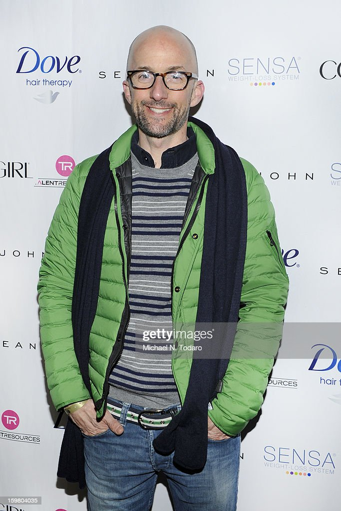 <a gi-track='captionPersonalityLinkClicked' href=/galleries/search?phrase=Jim+Rash&family=editorial&specificpeople=742689 ng-click='$event.stopPropagation()'>Jim Rash</a> attends the TR Suites Daytime Lounge - Day 3 on January 20, 2013 in Park City, Utah.