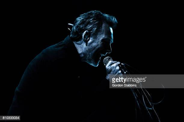 Jim Reid of The Jesus and Mary Chain performs live at Exit Festival on July 6 2017 in Novi Sad Serbia