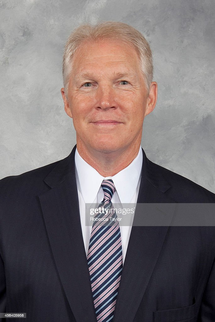 Jim Schoenfeld, Assistant General Manager of the New York Rangers poses for his official headshot for the 2009-2010 NHL season on September 5, 2009 in Tarrytown, New York.