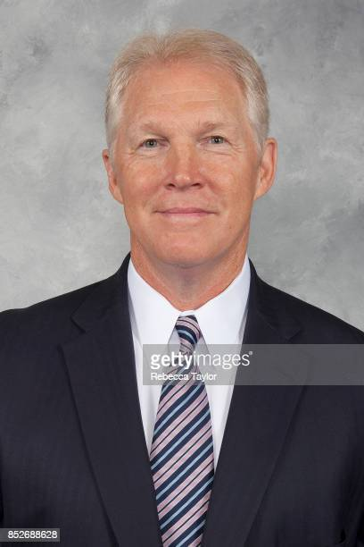 Jim Schoenfeld Assistant General Manager of the New York Rangers poses for his official headshot for the 20092010 NHL season