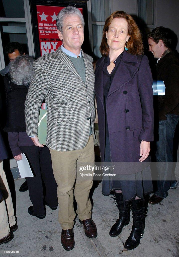 "Opening Night of ""My Name is Rachel Corrie"" - Arrivals"