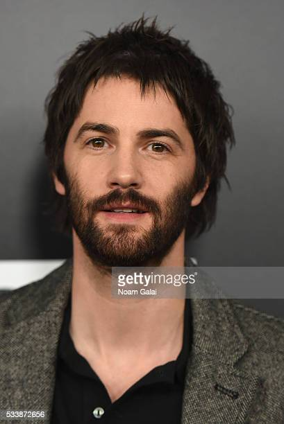 Jim Sturgess attends the AMC's Feed The Beast Premiere on May 23 2016 in New York City