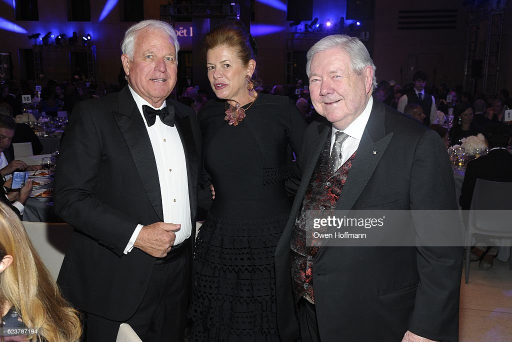 Royal Academy America Gala Honoring Norman Foster and Jenny Holzer