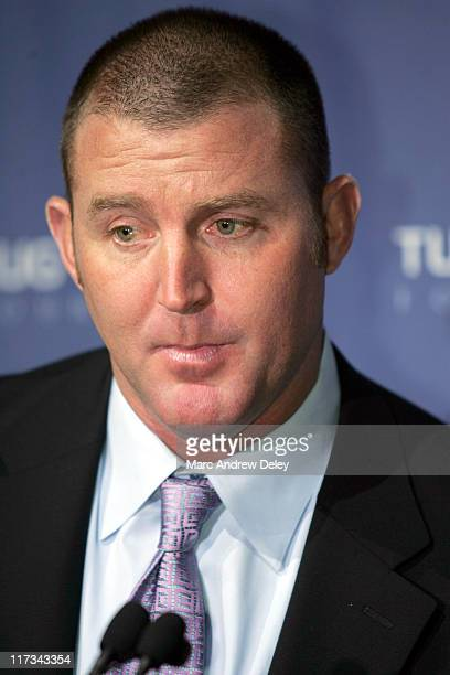 Jim Thome during Country Takes New York City Presents Tug McGraw Foundation Fundraiser at Gotham Hall in New York City New York United States