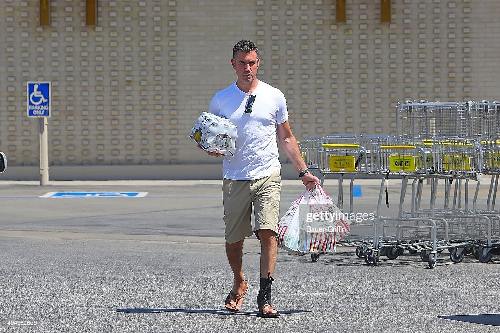 Jim Toth is seen shopping on September 03 2012 in Los Angeles California