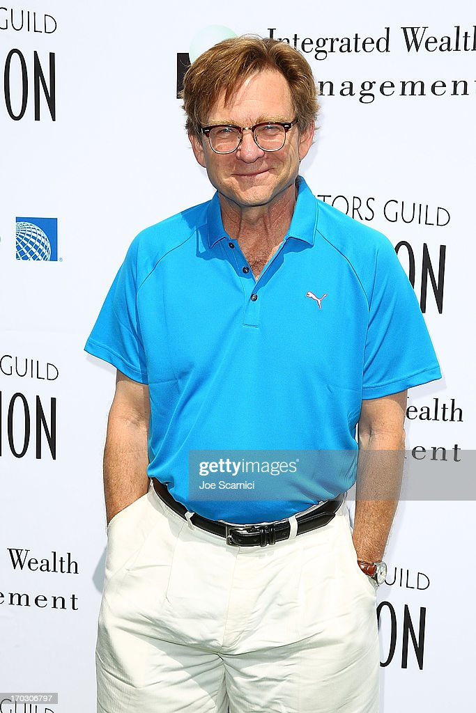 Jim Turner arrives to the Screen Actors Guild Foundation's 4th annual Los Angeles golf classic at Lakeside Golf Club on June 10, 2013 in Burbank, California.