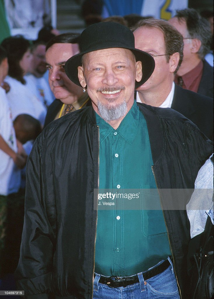 Jim Varney during 'Toy Story 2' - World Premiere at El Captain Theatre in Hollywood, California, United States.