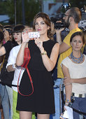 Jimena Mazucco attends the premiere of 'El Nino' at Kinepolis Cinema on August 28 2014 in Madrid Spain