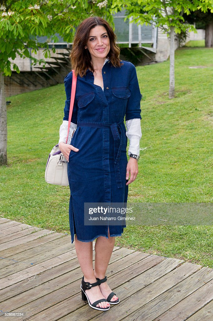 Jimena Mazzuco attends 'Dia Magico' fashion show during FIMI (Feria Internacional de la Moda Infantil) at Pabellon Satelite de la Casa de Campo on May 6, 2016 in Madrid, Spain.