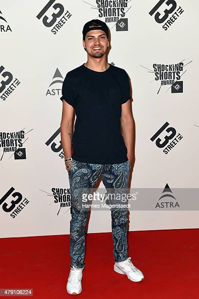 Jimi Blue Ochsenknecht attends the Shocking Shorts Award 2015 during the Munich Film Festival on June 30 2015 in Munich Germany