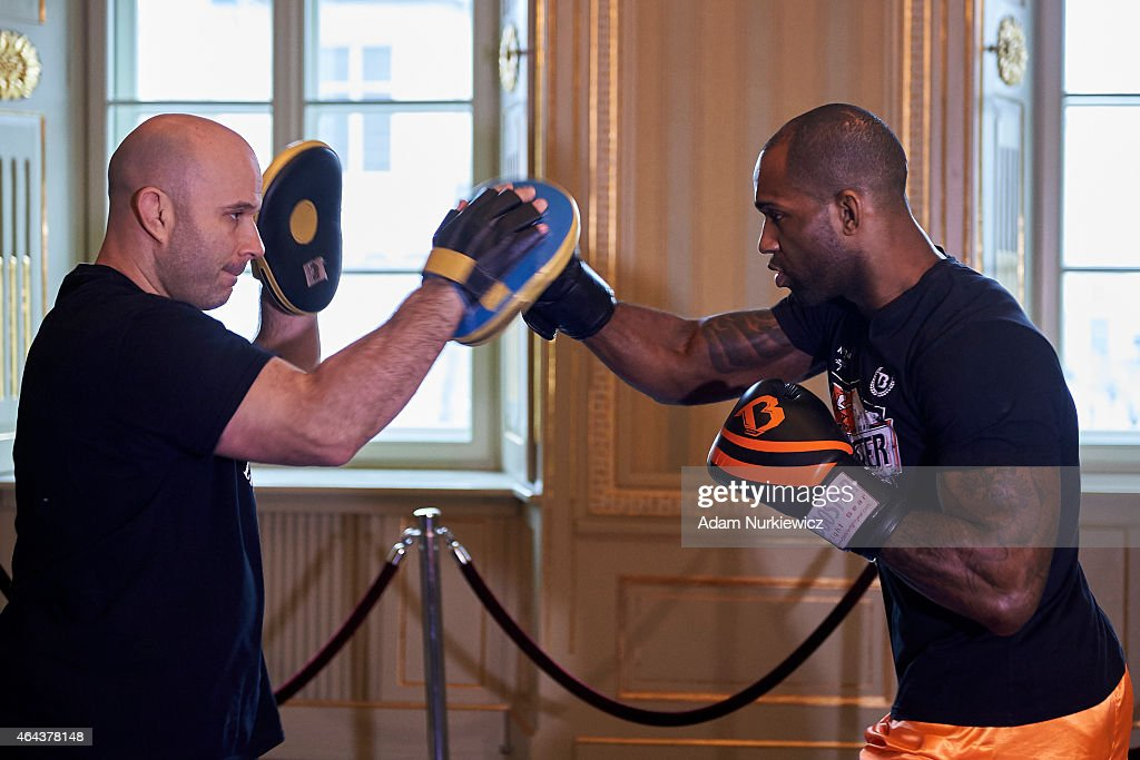 UFC Fight Night: Gonzaga vs. Cro Cop II - Press Event