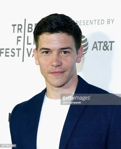 Jimi Stanton attends Shorts Postcards during the 2017 Tribeca Film Festival at Regal Battery Park Cinemas on April 22 2017 in New York City
