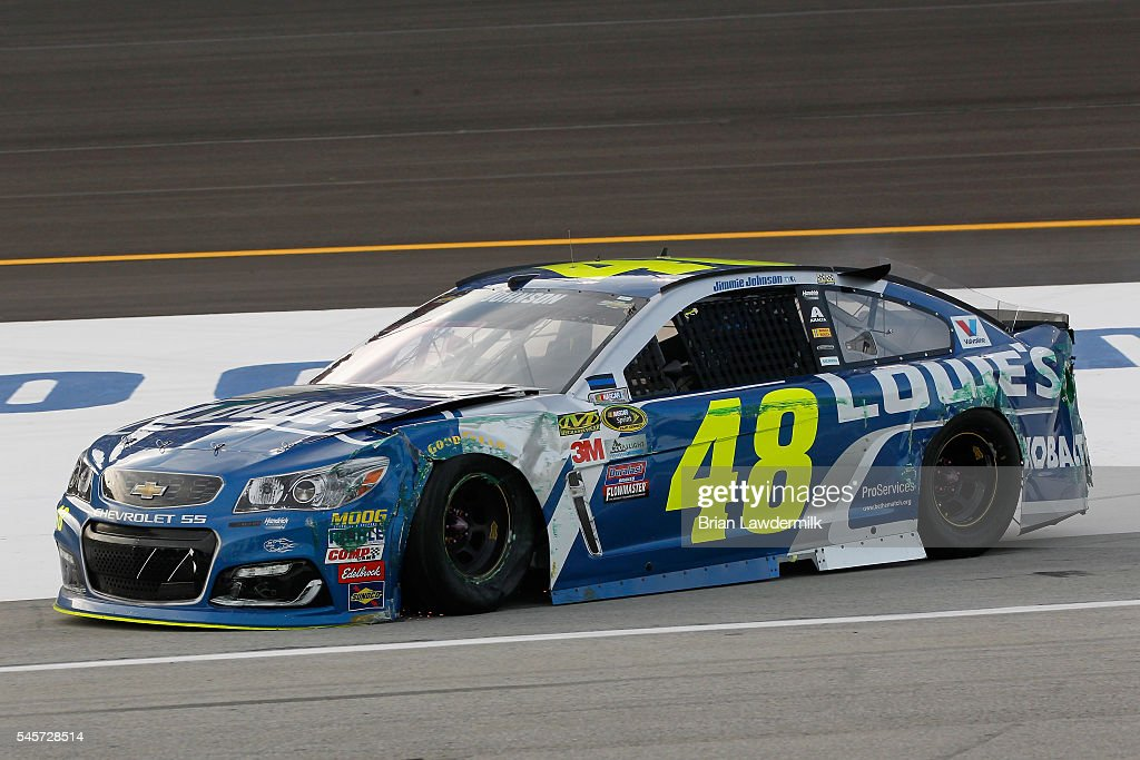 jimmie johnson driver of the 48 lowe 39 s chevrolet drives on pit road. Cars Review. Best American Auto & Cars Review