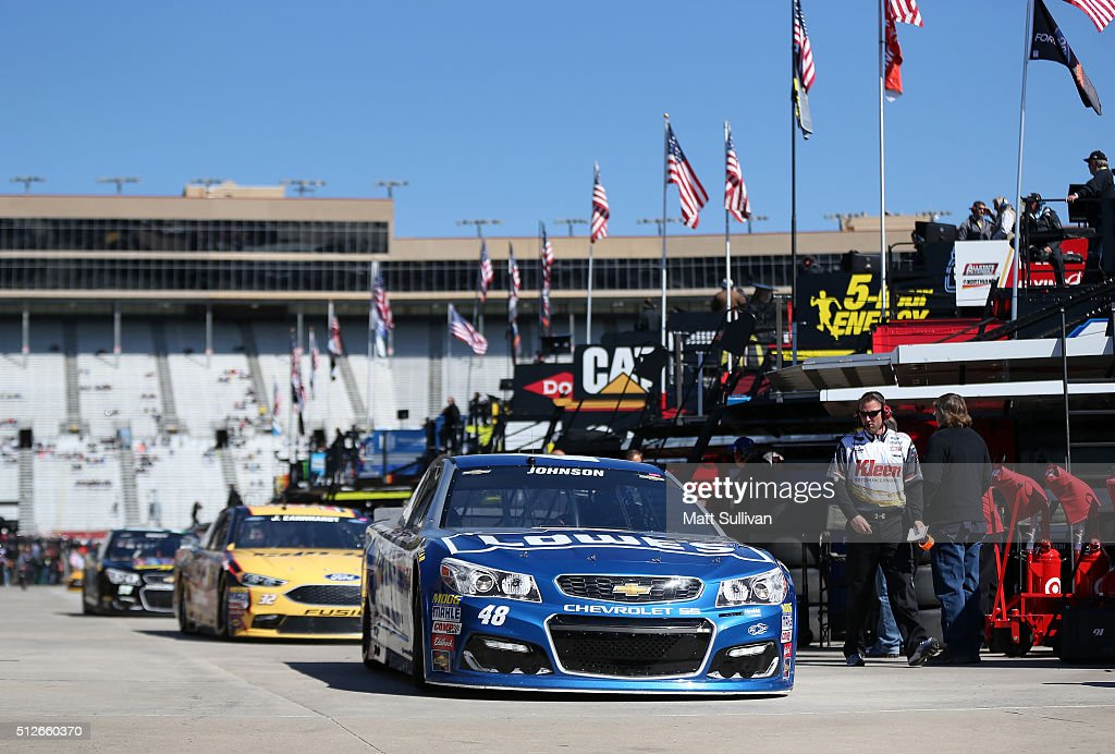 Atlanta Motor Speedway Day 2 Getty Images
