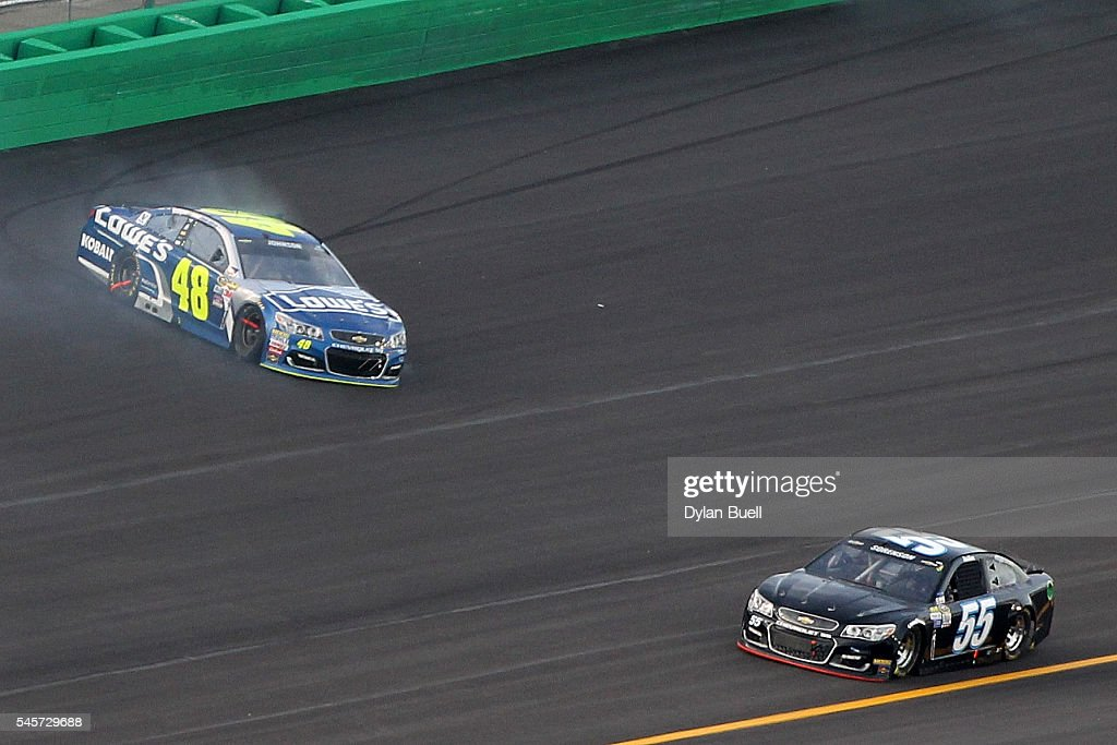 jimmie johnson driver of the 48 lowe 39 s chevrolet has an on track. Cars Review. Best American Auto & Cars Review