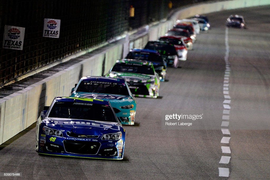 Sprint Cup Series Duck Commander 500 Getty Images