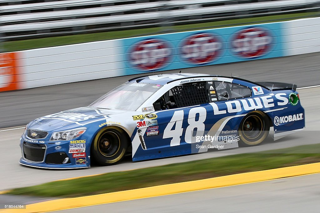 jimmie johnson driver of the 48 lowe 39 s chevrolet practices for the. Cars Review. Best American Auto & Cars Review
