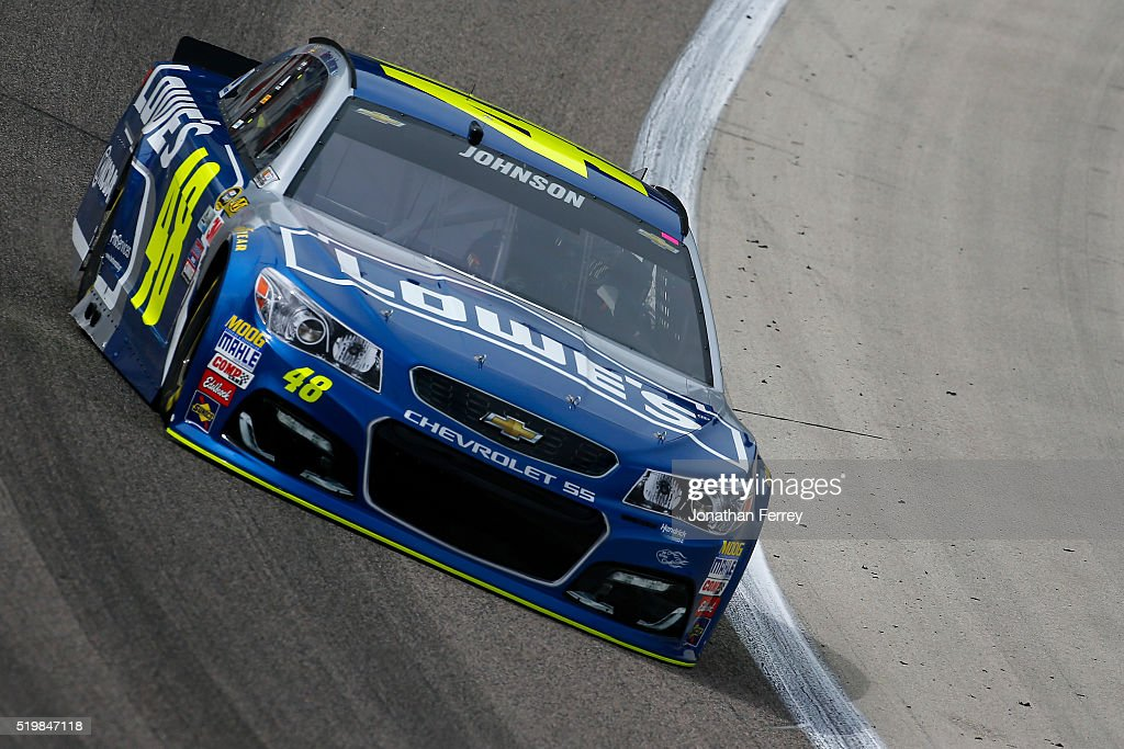 Texas Motor Speedway Day 2 Getty Images