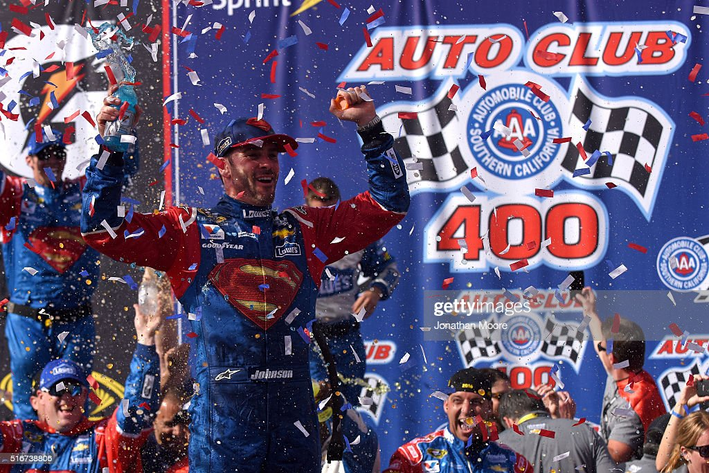 NASCAR Sprint Cup Series Auto Club 400