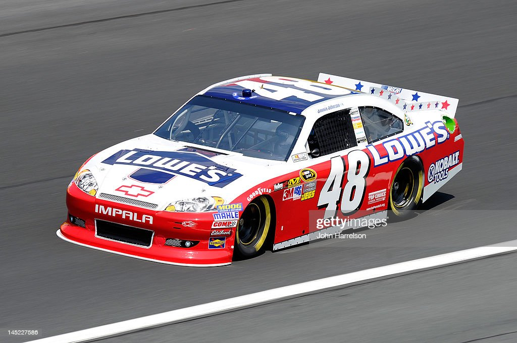 Who Drives The Lowes Car In Nascar