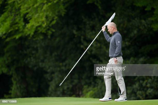 Jimmy Bolger from Kilkenny Golf Club during the 2017 Titleist Footjoy PGA Professional Championship Irish Qualifier at Luttrellstown Castle on May 22...