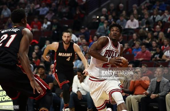 Chicago Bulls - Miami Heat : News Photo