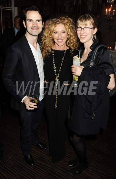 Jimmy Carr And Karoline Copping With Kelly Hoppen Attend The Book Wireimage 111515187 Chloe ferry, tommy mallett and georgia kousoulou appear on gameshow your face or mine with jimmy carr and katherine ryan. 2