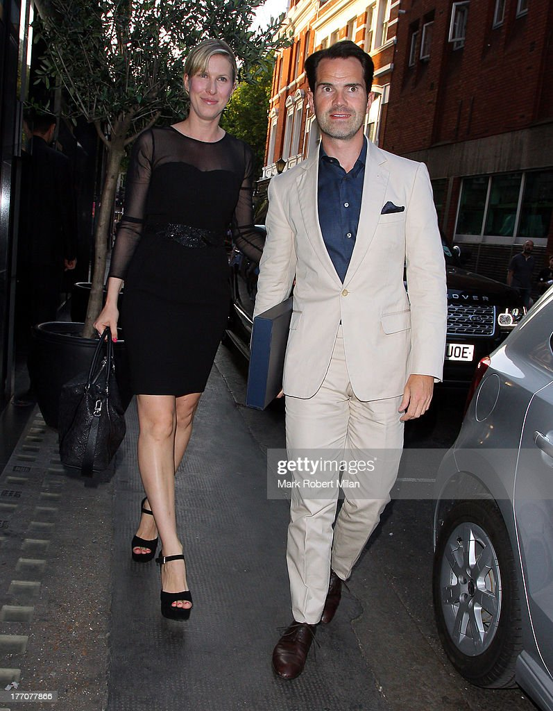 <a gi-track='captionPersonalityLinkClicked' href=/galleries/search?phrase=Jimmy+Carr&family=editorial&specificpeople=211613 ng-click='$event.stopPropagation()'>Jimmy Carr</a> at the Ivy Club to celebrate the birthday of David Walliams on August 20, 2013 in London, England.