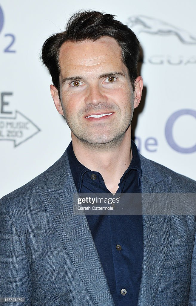 <a gi-track='captionPersonalityLinkClicked' href=/galleries/search?phrase=Jimmy+Carr&family=editorial&specificpeople=211613 ng-click='$event.stopPropagation()'>Jimmy Carr</a> attends the 'Sleepwalk With Me' screening during the Sundance London Film And Music Festival 2013 at Sky Superscreen O2 on April 28, 2013 in London, England.