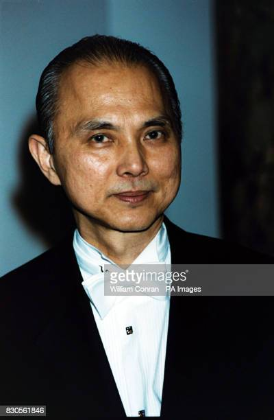 Jimmy Choo at his Couture Gala Evening in aid of Tommy's Campaign at the Victoria and Albert Museum London