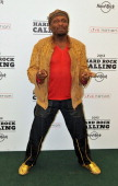 Jimmy Cliff attends the third day of Hard Rock Calling at Hyde Park on July 15 2012 in London England
