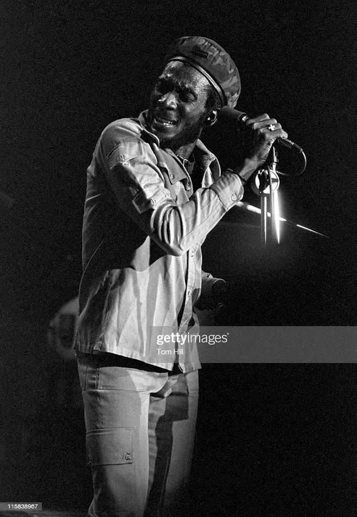 Jimmy Cliff in Concert at the Agora Ballroom in Atlanta - November 14, 1980