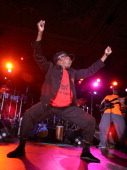 Jimmy Cliff during Jimmy Cliff in Concert March 12 2005 at Grand Cayman Showroom in Atlantic City New Jersey United States