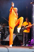 Jimmy Cliff during True People's Celebration Day One at Chichibu Muse Park in Chichibu Japan