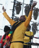Jimmy Cliff performs at the 2010 Mile High Music Festival at Dick's Sporting Goods Park on August 15 2010 in Commerce City Colorado