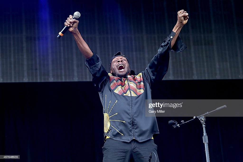 Jimmy Cliff performs during the first day of the second weekend of the Austin City Limits Music Festival at Zilker Park on October 10, 2014 in Austin, Texas.